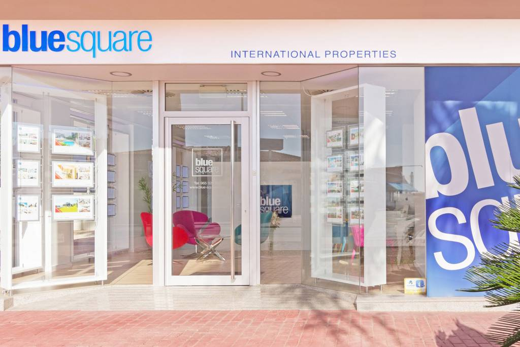 Blue Square Javea