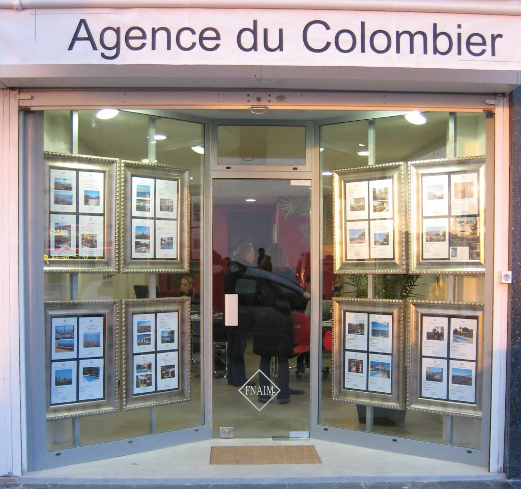Agence du Colombier