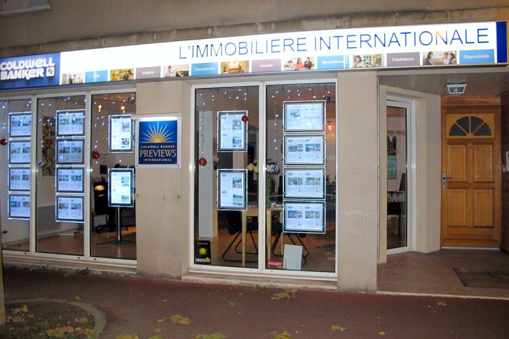 Coldwell Banker L'immobilière Internationale (Gémozac)