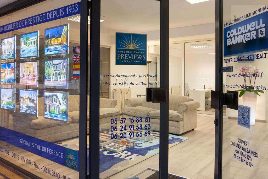 Coldwell Banker Silver Coast INT Realty