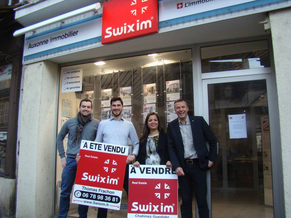 Swixim - Auxonne