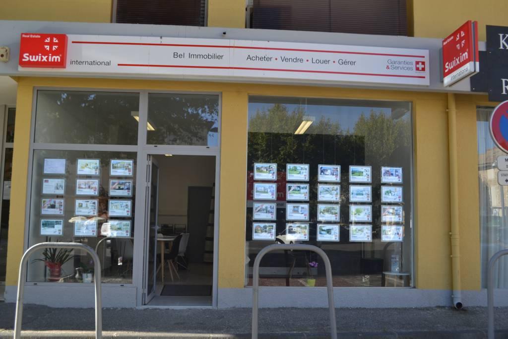 Swixim Bagnols-sur-Cèze - Agence Belimmobilier