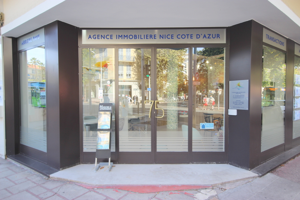 IMMOBILIERE NICE COTE D'AZUR