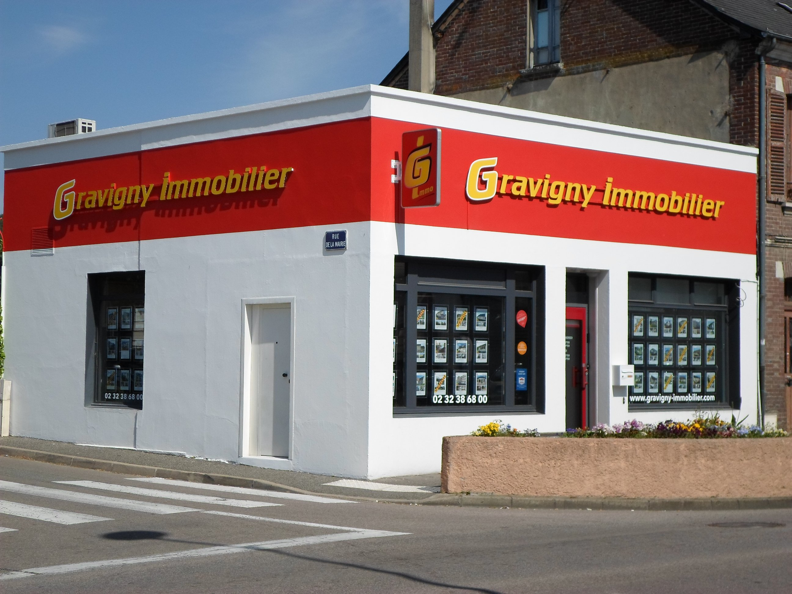 GRAVIGNY IMMOBILIER
