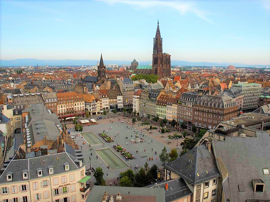 Swixim Strasbourg - Swiss Plan