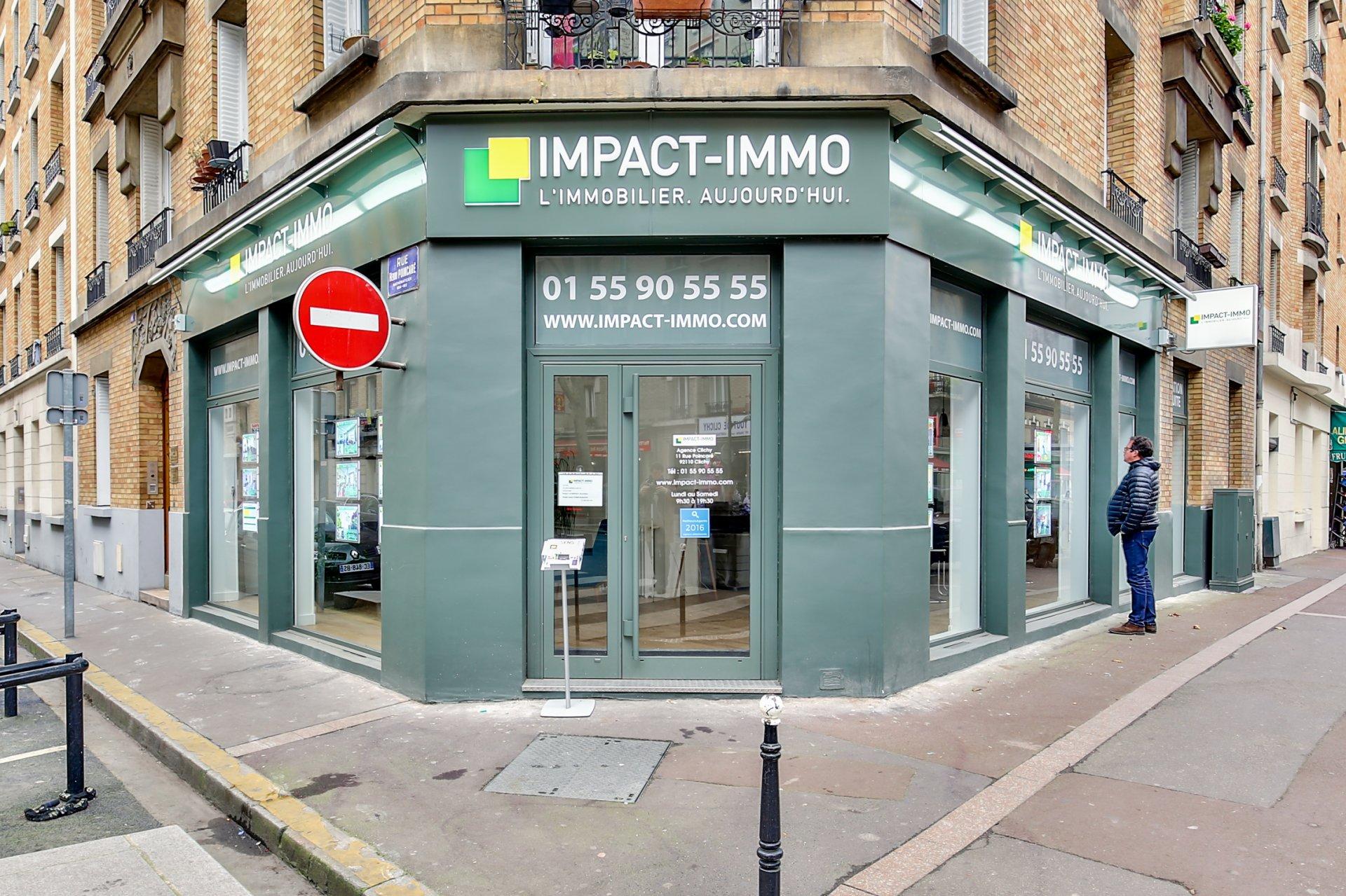 IMPACT IMMO CLICHY
