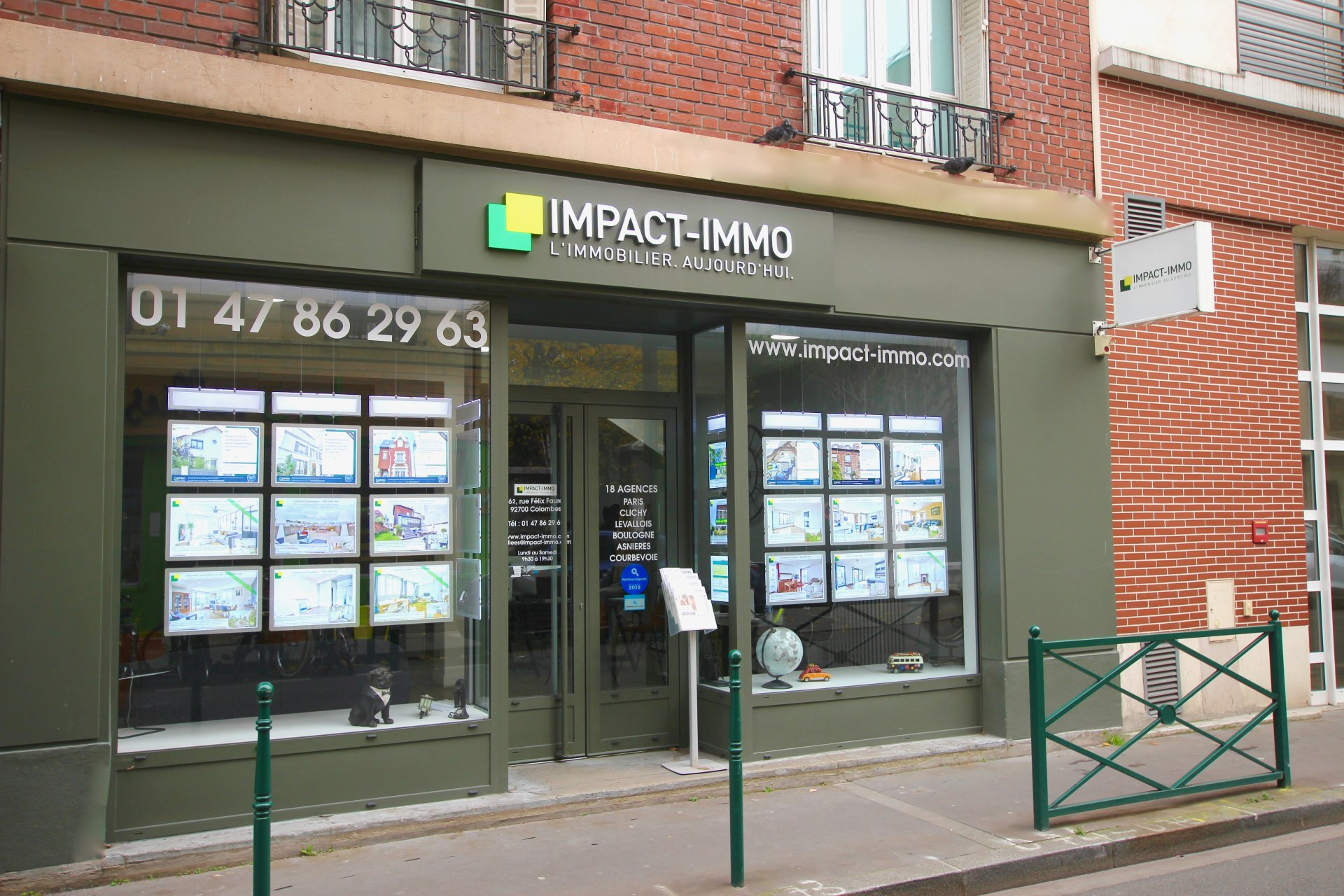 IMPACT IMMO COLOMBES