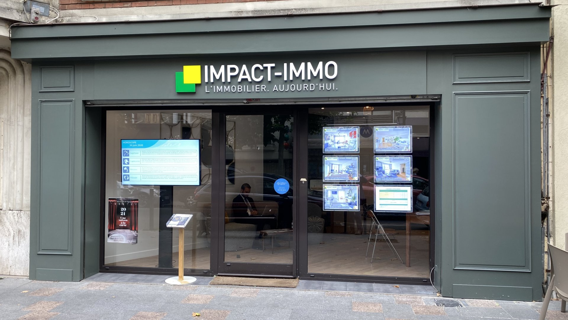 IMPACT IMMO PUTEAUX