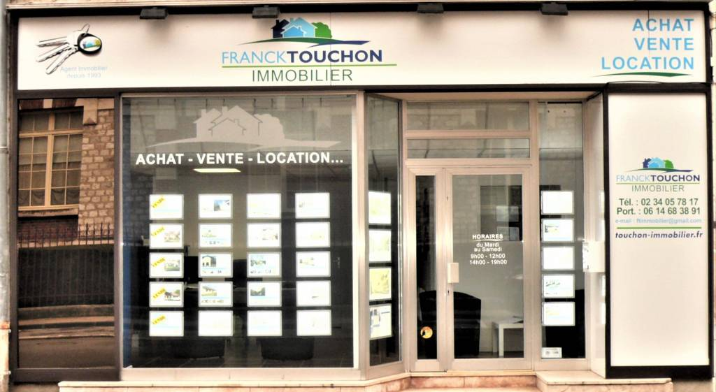 TOUCHON IMMOBILIER