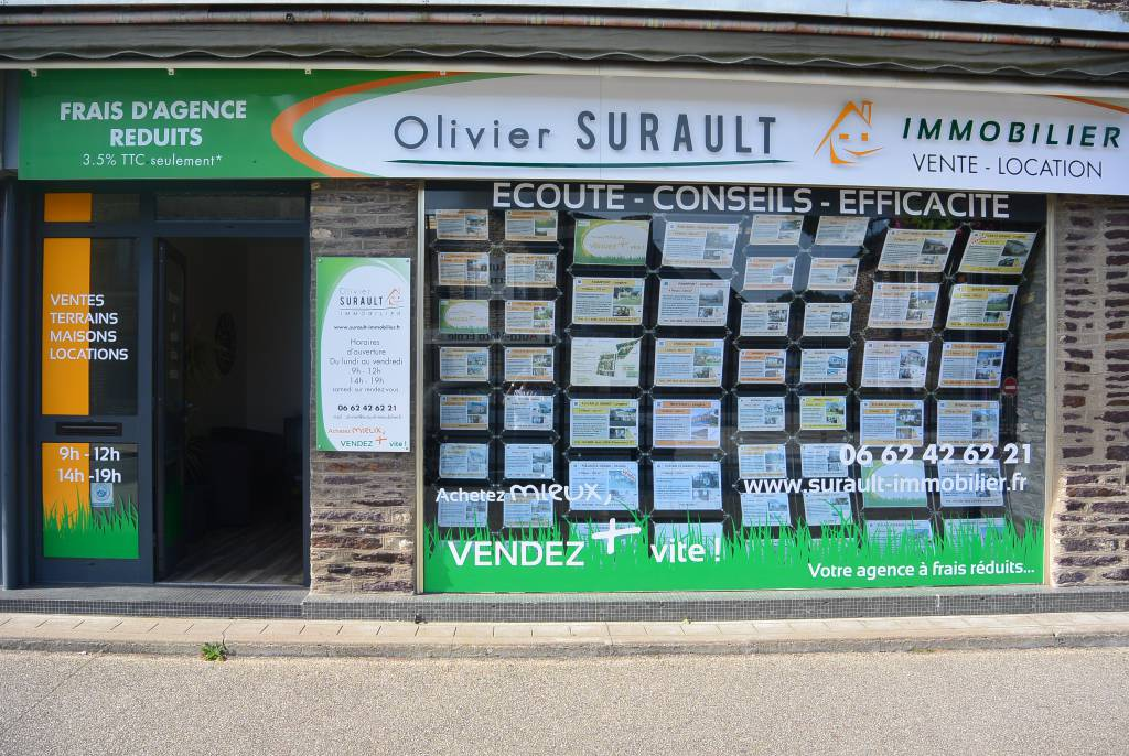 Olivier Surault Immobilier