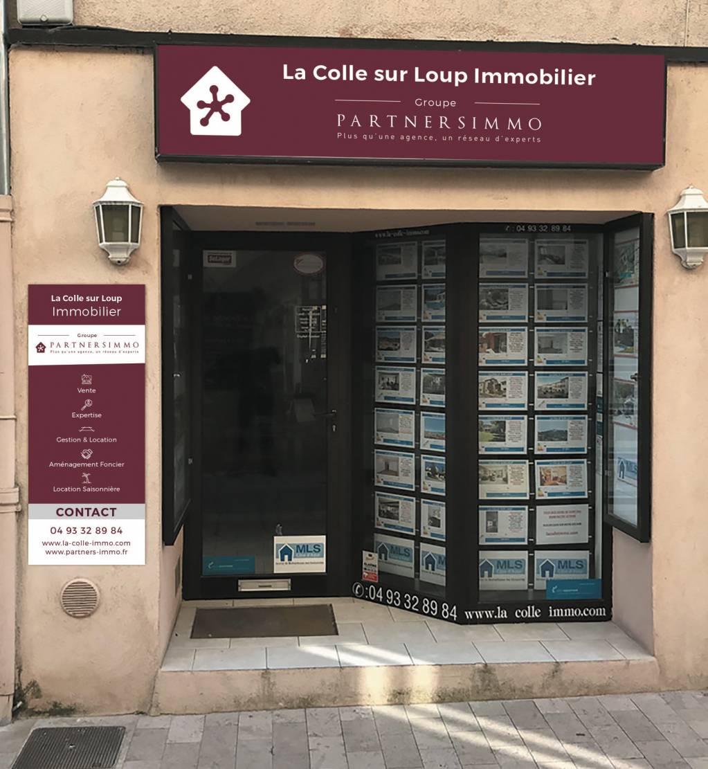 Partners immo - La Colle sur Loup