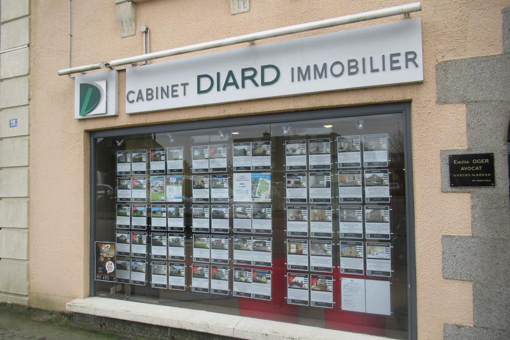 CABINET DIARD IMMOBILIER ARGENTRÉ