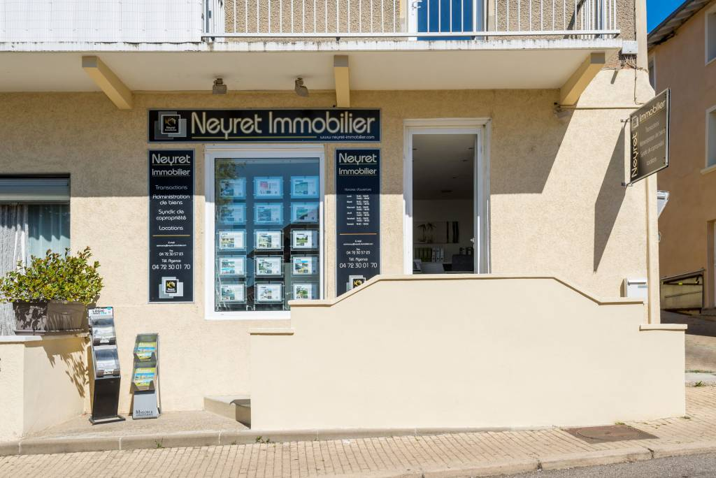 Neyret Immobilier Communay