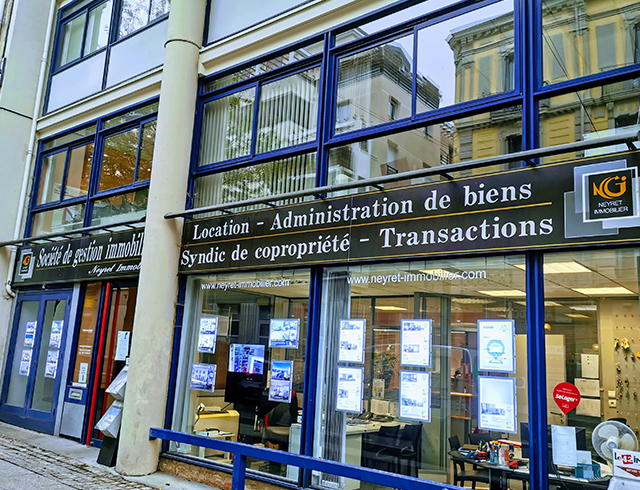 Neyret Immobilier Saint Etienne