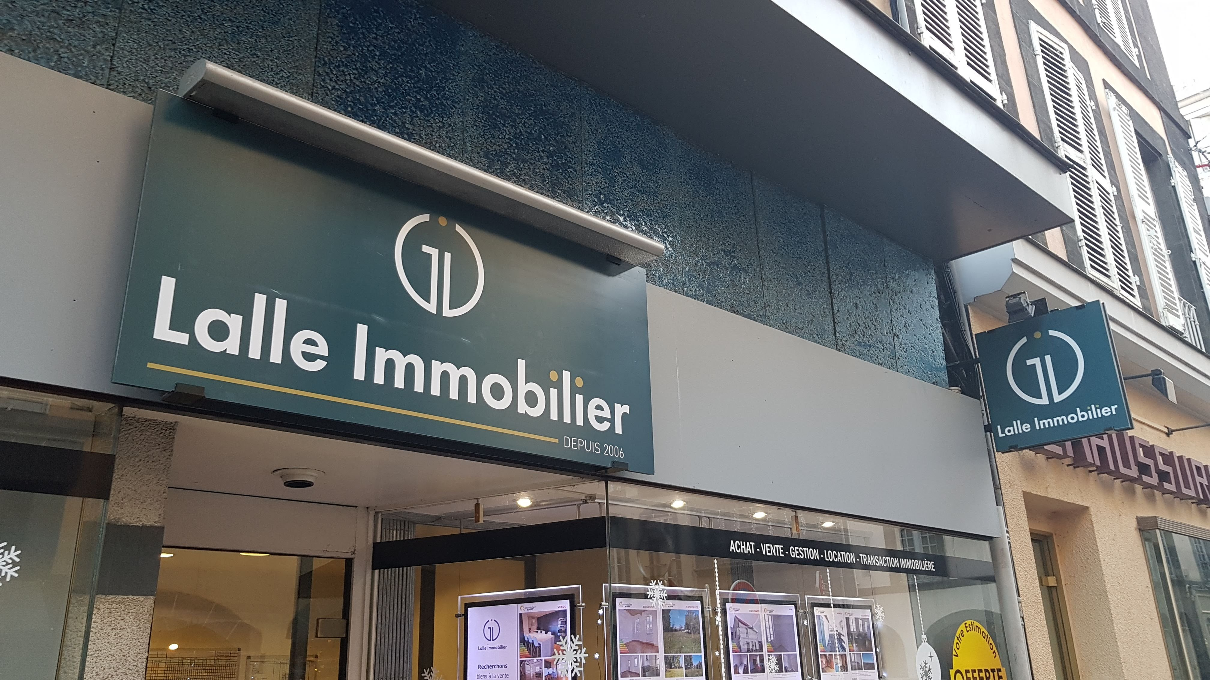Lalle Immobilier Riom