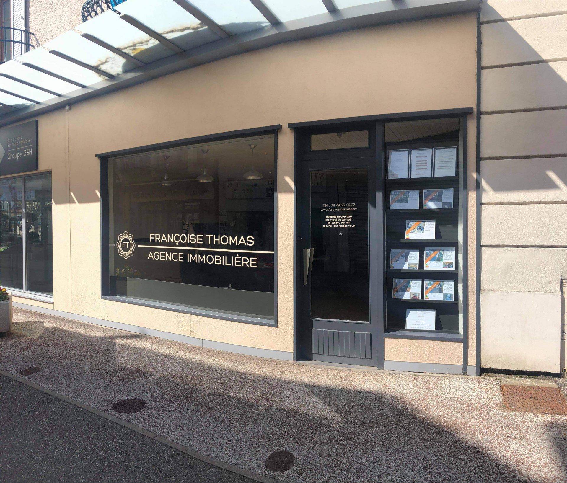 Françoise Thomas, Agence Immobilière