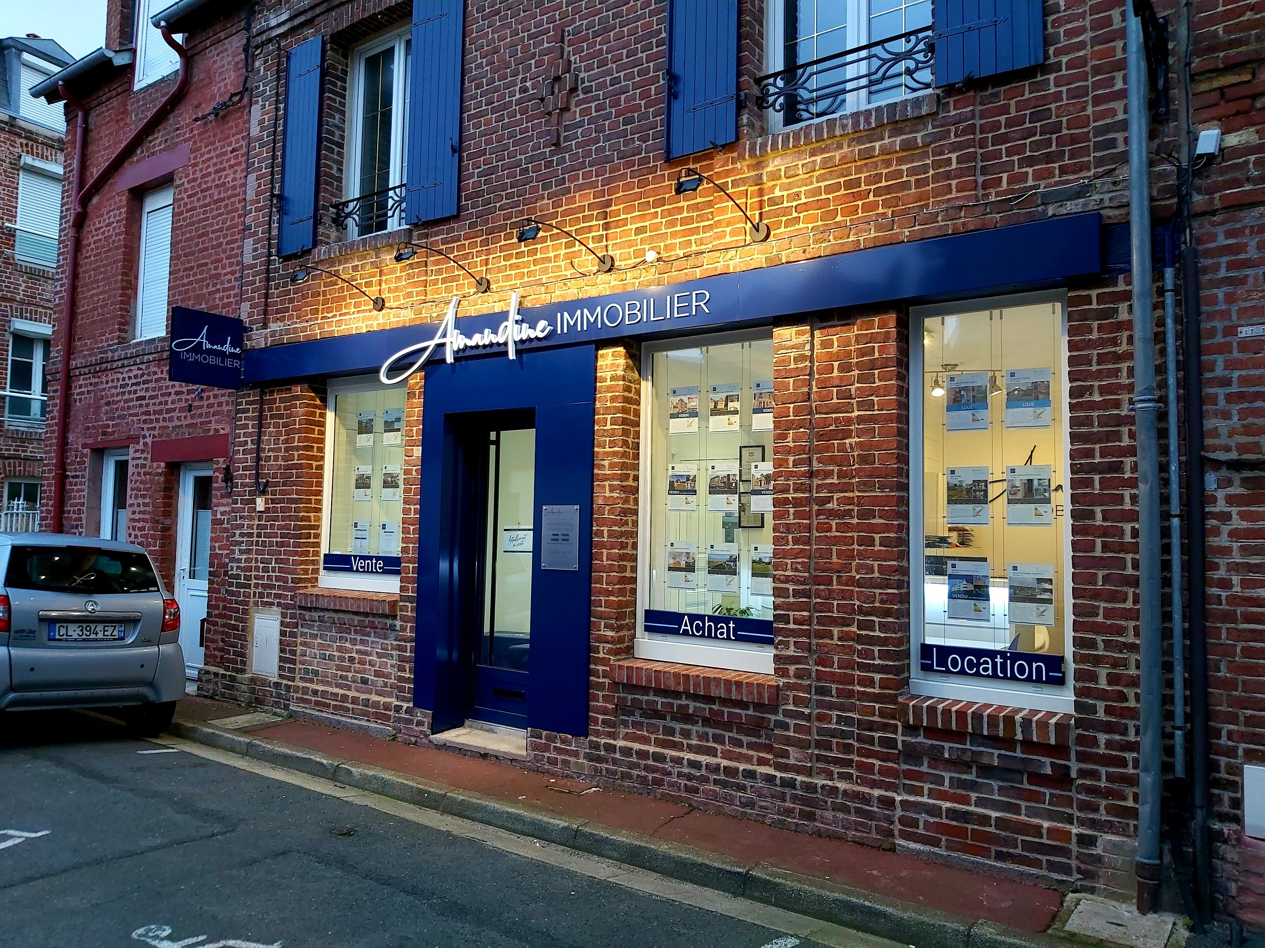 AGENCE AMANDINE IMMOBILIER