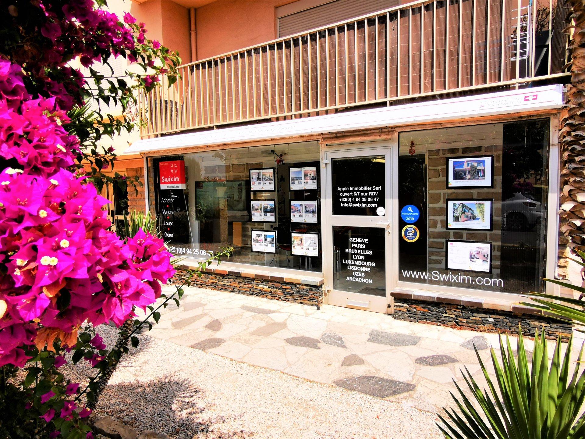 Swixim Baie de Sanary / Six-Fours - Agence Apple Immobilier