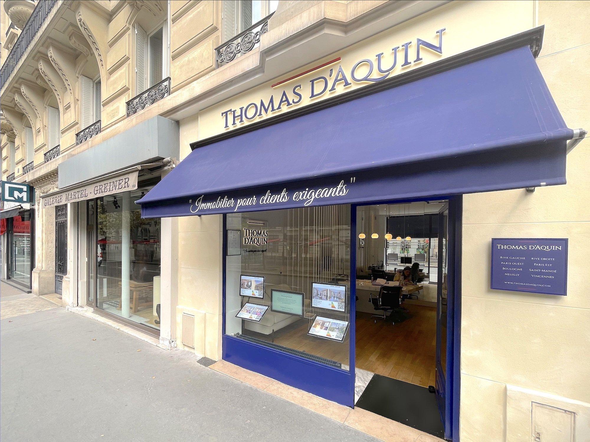 THOMAS D'AQUIN Immobilier