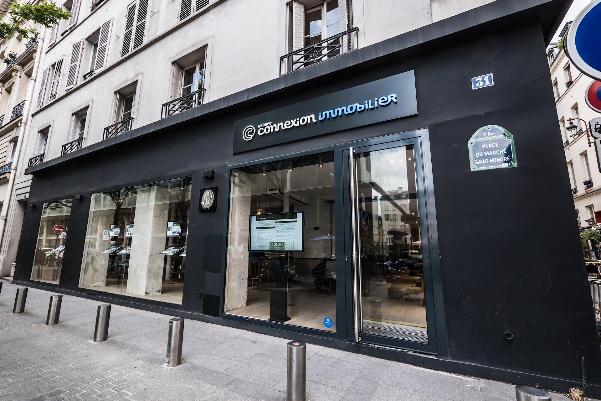Connexion Saint-Honoré