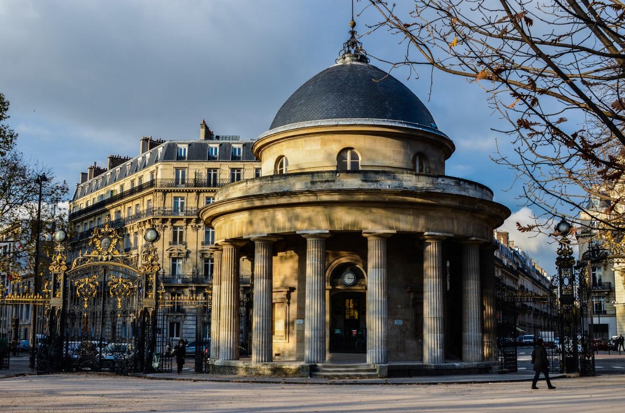 L'immobilière du Parc Monceau