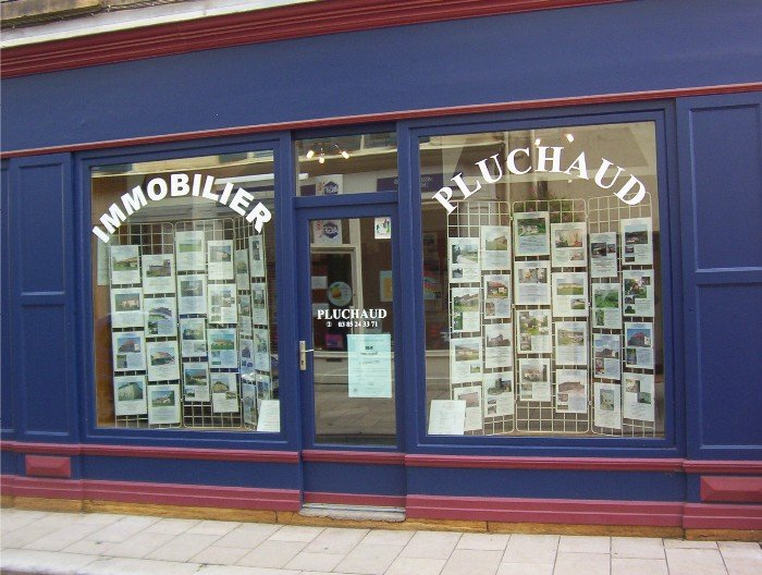 AGENCE IMMOBILIERE PHILIPPE PLUCHAUD
