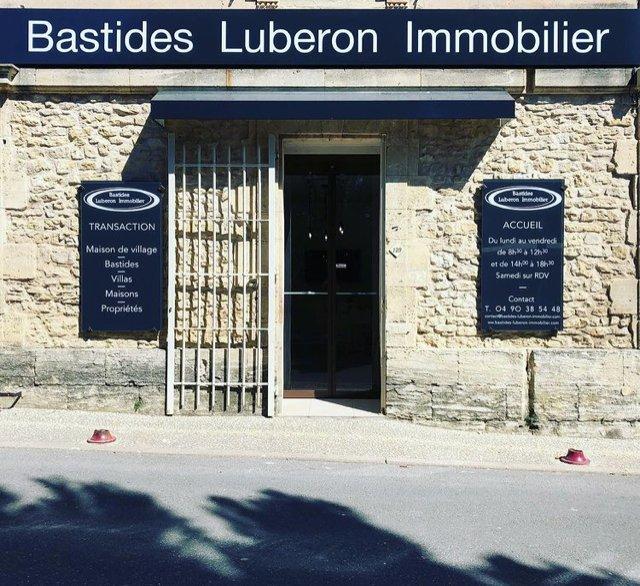 Bastides Luberon Immobilier