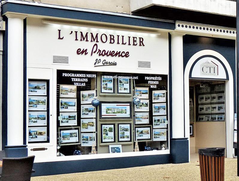CTI L'Immobilier en Provence