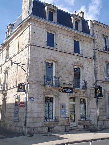 4% immobilier Niort