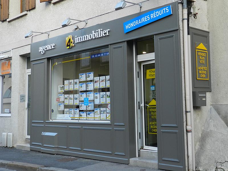 4% immobilier Compiègne