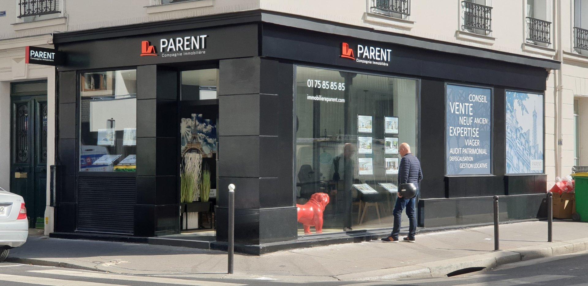 Immobilière Parent Paris