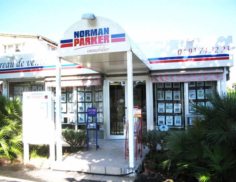 Norman Parker Antibes Fontonne