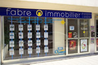 Fabre immobilier