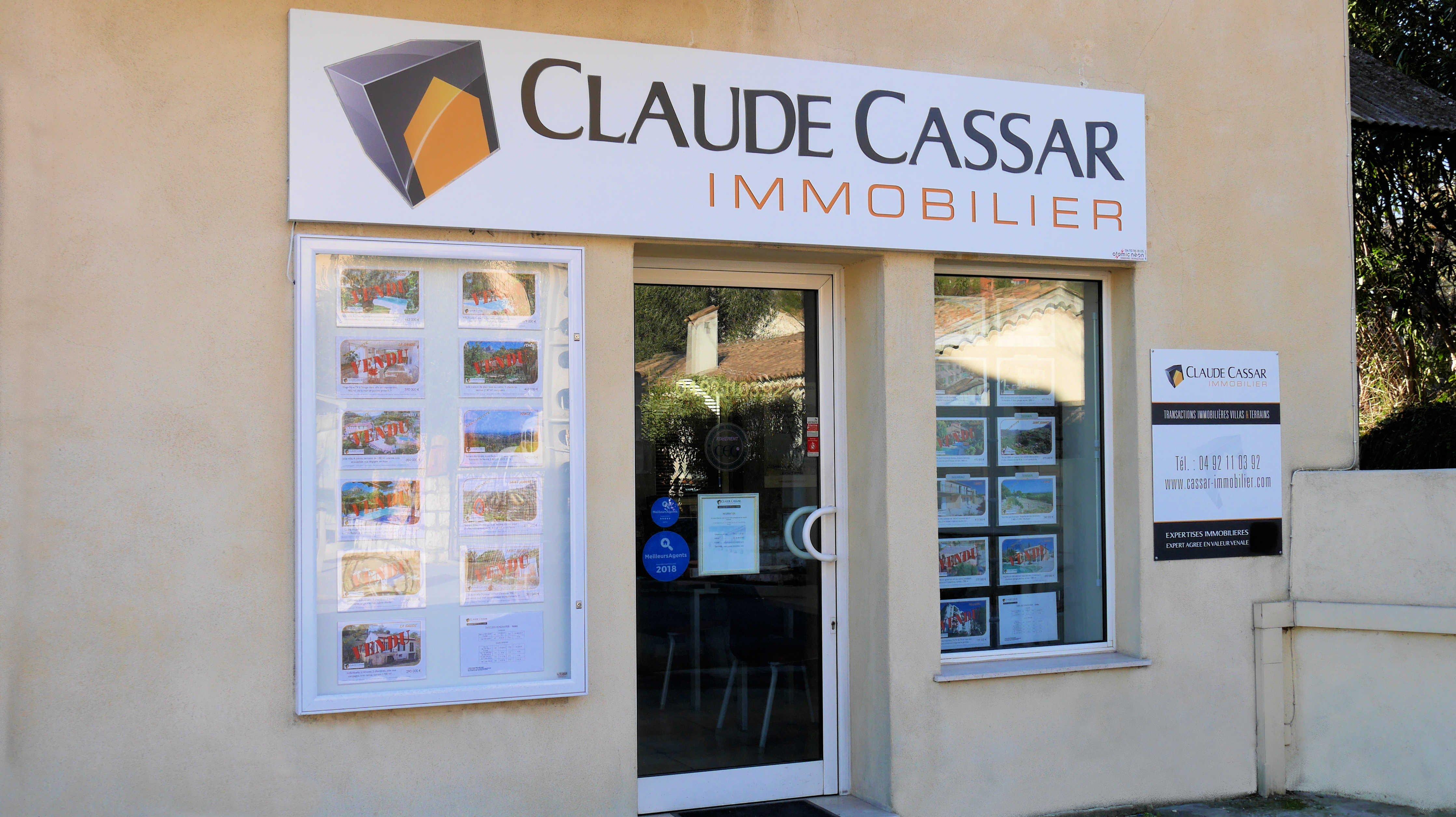 Claude Cassar Immobilier