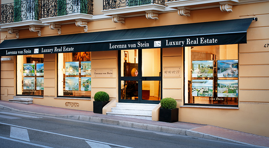 LORENZA VON STEIN<br>LUXURY REAL ESTATE