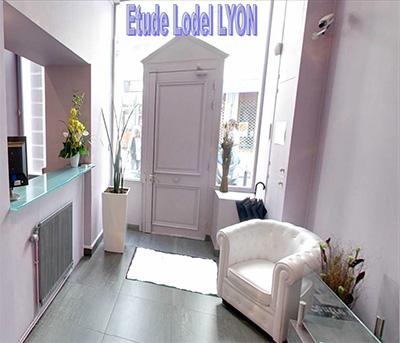 Etude Lodel - Lyon