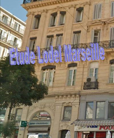 Etude Lodel - Marseille
