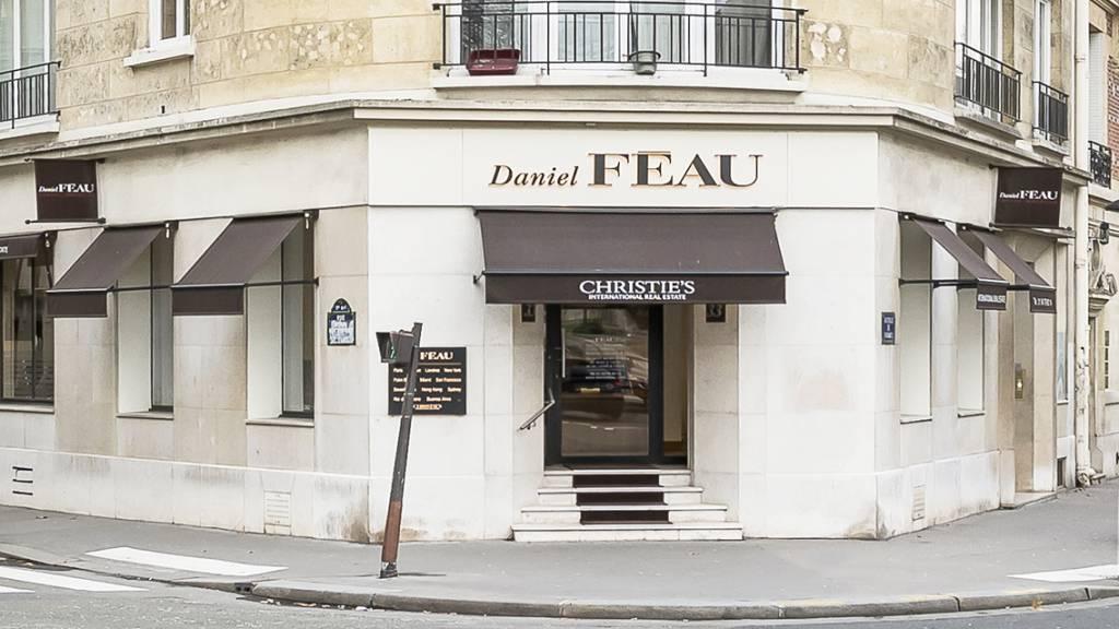Daniel Féau - Paris 17ème