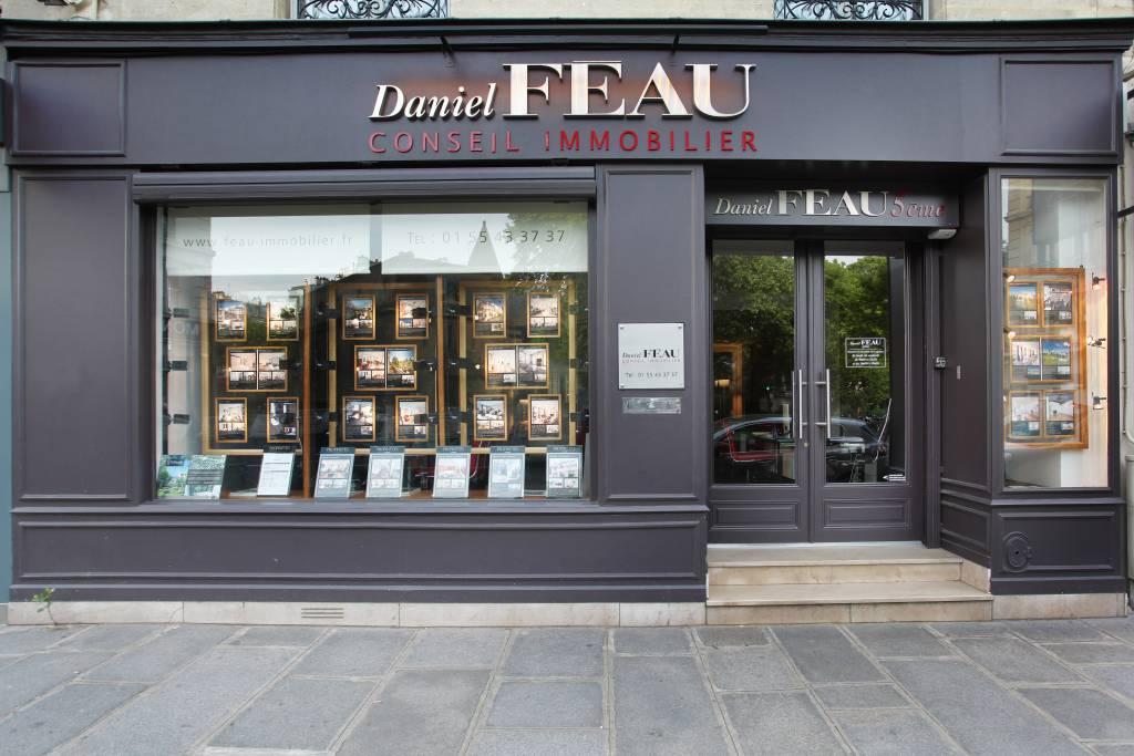 Daniel Féau - Paris 5ème