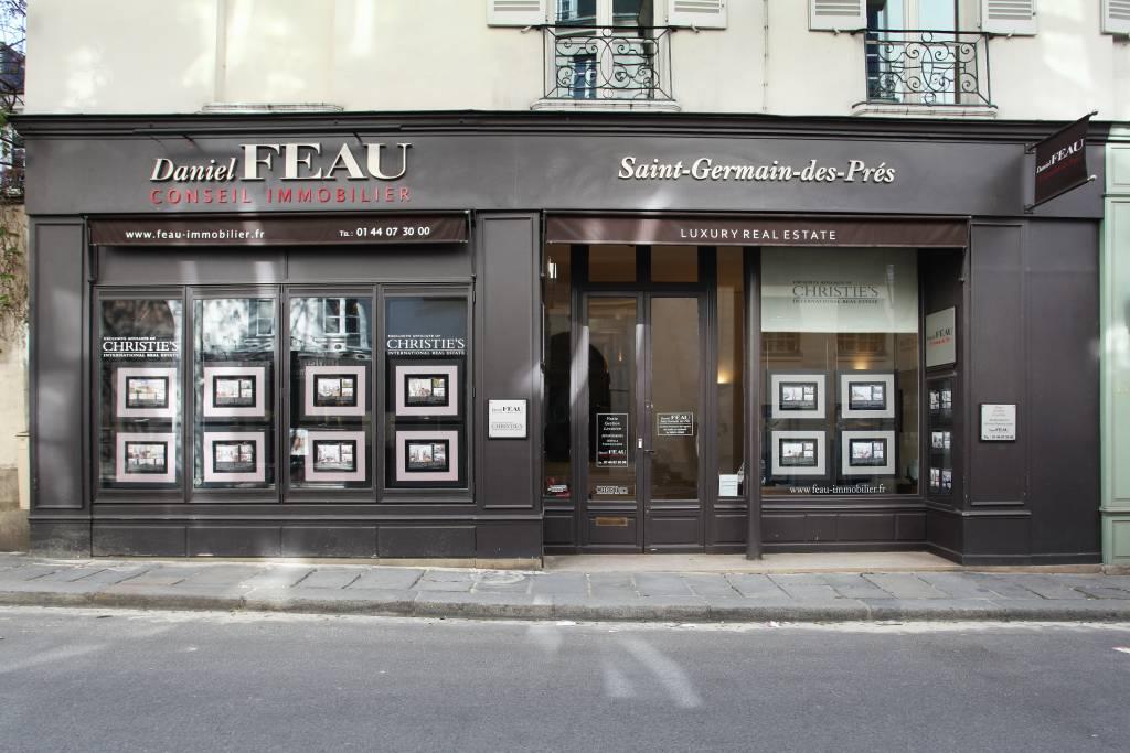 Daniel Féau - Saint-Germain
