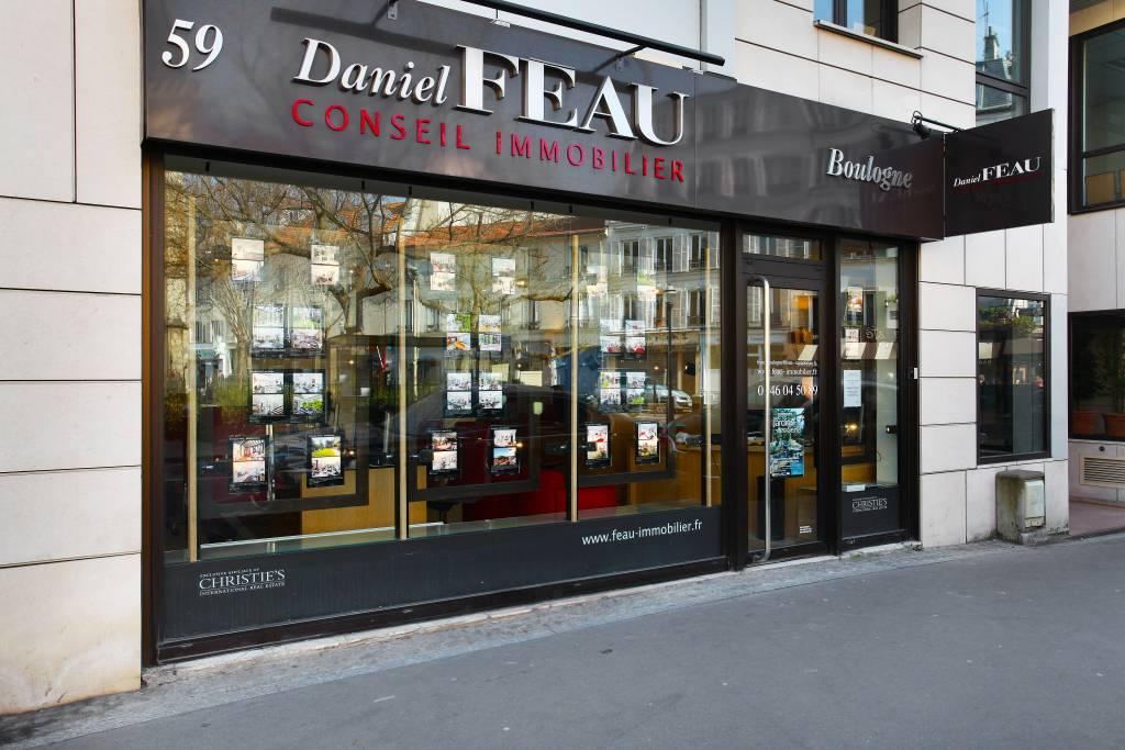 Daniel Féau - Boulogne