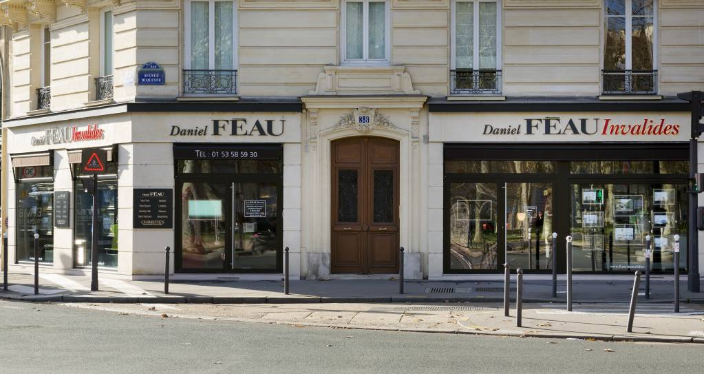 Daniel Féau Location - Invalides