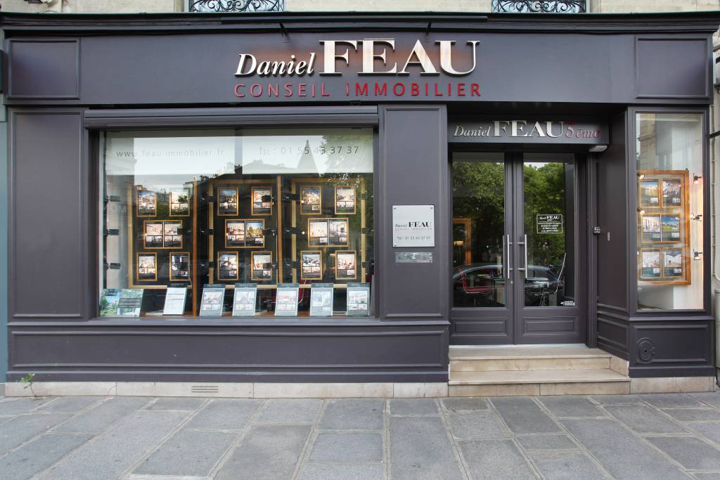 Daniel Féau Location - Paris 5ème & Marais