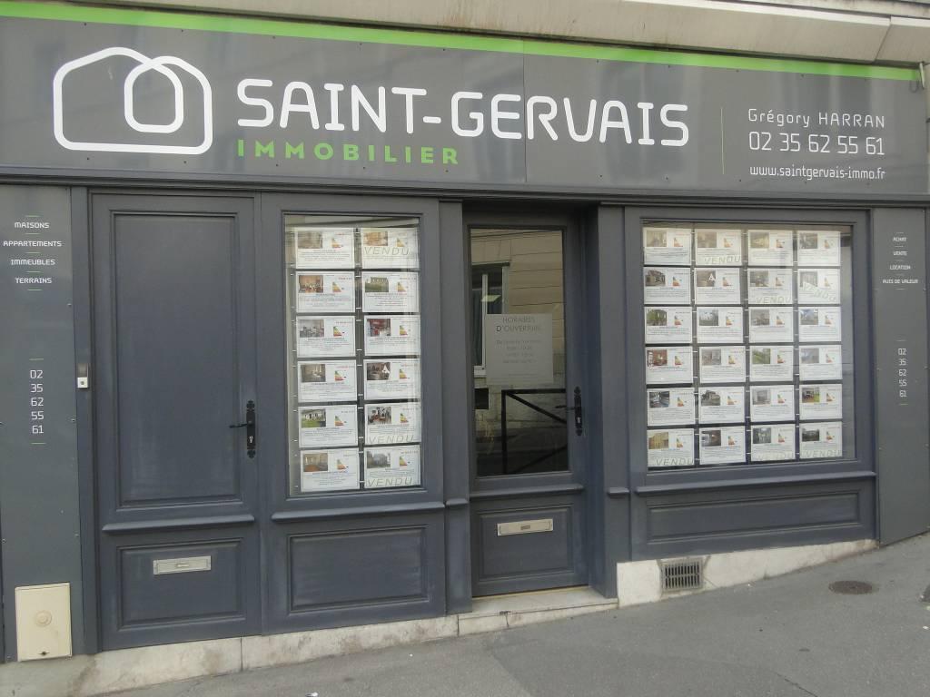 Saint-Gervais Immobilier