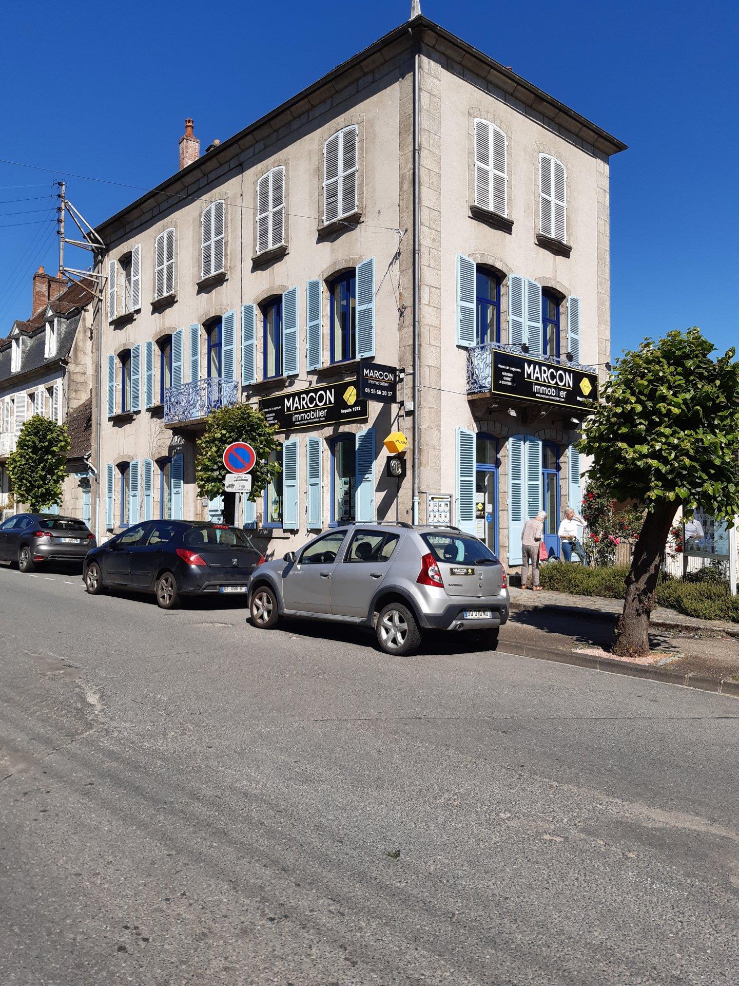 Marcon Immobilier Aubusson