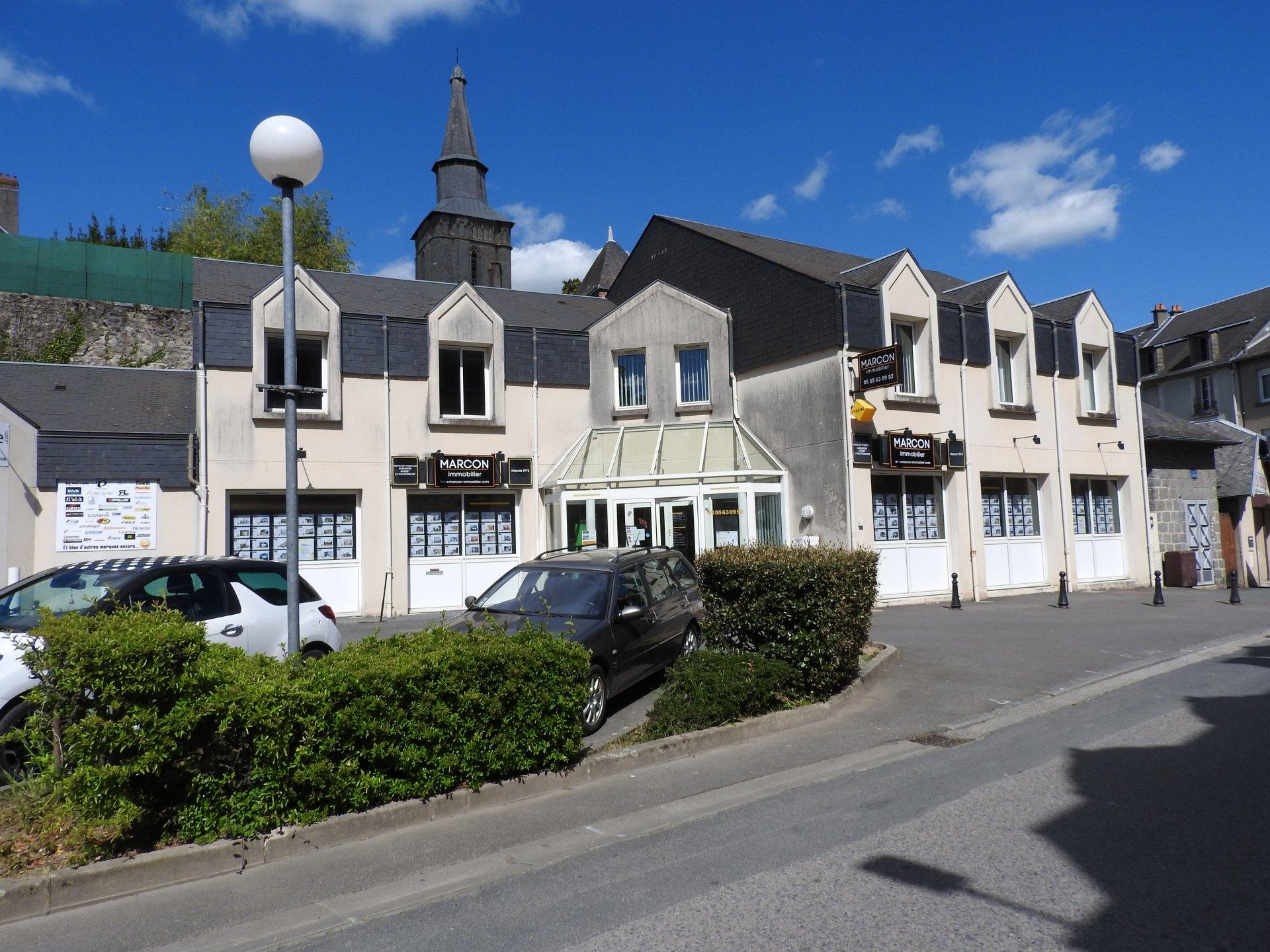 Marcon Immobilier La Souterraine