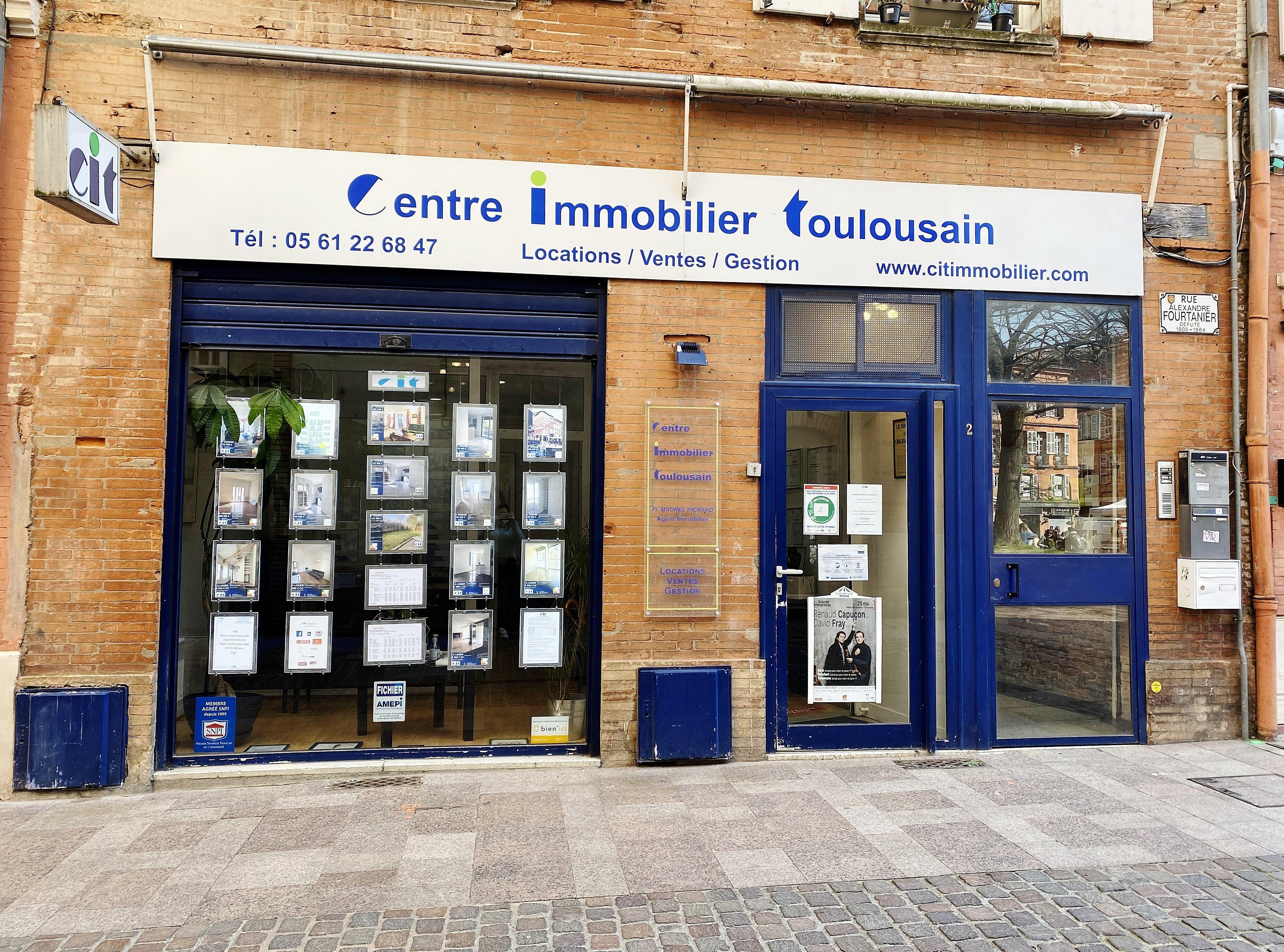 Centre Immobilier Toulousain