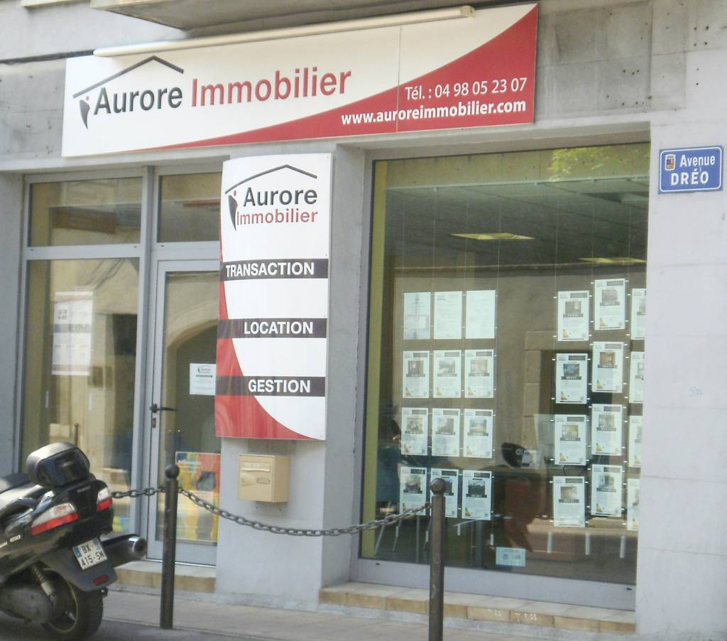 AURORE IMMOBILIER