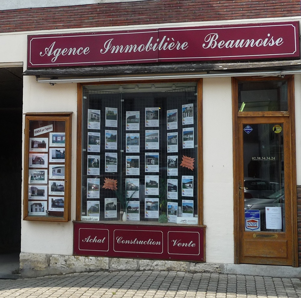 AGENCE IMMOBILIERE BEAUNOISE