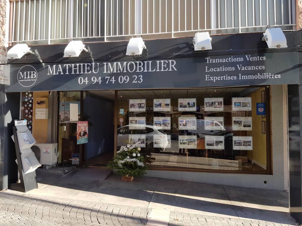 MATHIEU IMMOBILIER